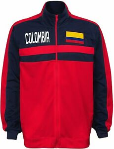 Outerstuff Youth Colombia National Football Team Track Jacket