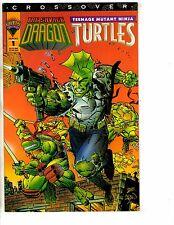 Lot Of 5 Savage Dragon Image Comic Books # 1 (3) 2 3 Larsen Teenage Mutant HC3