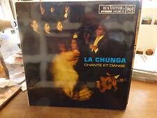 La Chunga  chante et danse RCA victor 440.097 S
