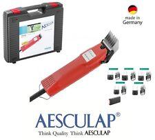 Aesculap tondeuse Favorita Speed,1,8mm Tête de rasage + 5 metall-aufsätze. 34311