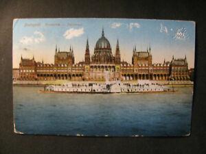 Budapest 1914