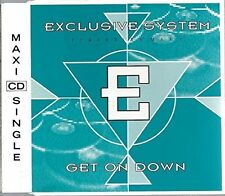 Exclusive système Get on Down (1992) [Maxi-CD]
