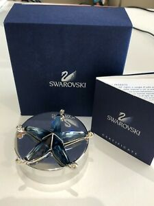 Swarovski Crystal Paradise Fish and South Sea - Object Cantil Ocean Blue 626201