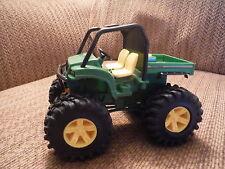 "John Deere Gator ERTL Plastic Toy with Working LIGHTS & SOUNDS! 6.5"" Length"