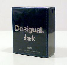 DESIGUAL DARK MAN PROFUMO UOMO EAU DE TOILETTE EDT 50 ML