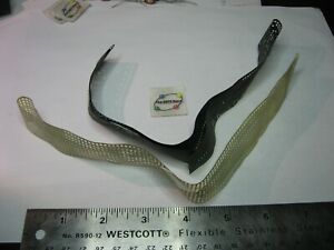 """Punched Paper Tape 21"""" Loop Vintage Computing - Used Qty 2"""