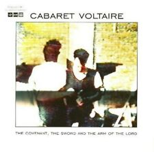 """Cabaret Voltaire - Covenant The Sword & Arm Of The Lord (NEW 2 x 12"""" VINYL LP)"""