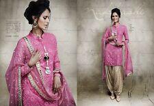 Indian Pakistani Designer Anarkali Salwar Kameez Suit Party Nakkashi 11032