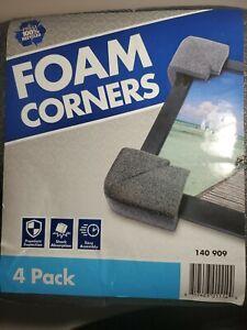 Pratt Retail Specialties Foam Corner Protectors Pictures Mirror Frames (4-Pack)