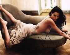 "~~ ANGELINA JOLIE Authentic Hand-Signed ""SEXY & BEAUTIFUL"" 11x14 Photo C~~"