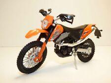 MOTO KTM 690 ENDURO orange 1/18