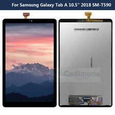 "Für Samsung Galaxy Tab A 10.5 ""2018 SM-T590 T595 LCD-DISPLAY TOUCHSCREEN-MONTAGE"