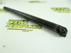 """KENNAMETAL INDEXABLE GROOVING BAR TOP NOTCH 5/8"""" SHANK MODEL BL-2905"""