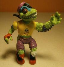 """Tmnt-Mondo Gecko-1990-4 1/2""""-Vintage"""