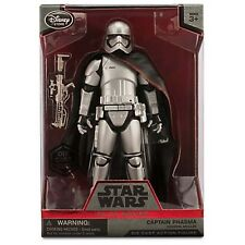 Disney Star Wars Captain Phasma Elite Series die Cast Action figure