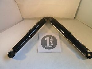 2 x Isuzu Trooper Big Horn Rear Shock Absorbers Damper PAIR 1992 Onwards