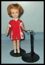 """BLACK Kaiser 8"""" Tiny Betsy McCall Doll Stand for VINTAGE 9"""" SKIPPER Penny Brite"""