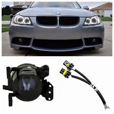 2006-08 E90 M3 STYLE FRONT BUMPER FOR BMW 3 SERIES WITH SMOKED FOG LIGHTS