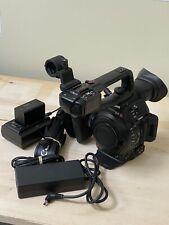 Canon C100 Mk II Camcorder -  Black