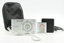 Sony DSC-W830 20.1MP Digital Camera w/8x Zeiss Zoom Silver #474