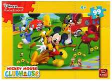 Childrens Kids 99 Piece Jigsaw Puzzle Toy Mickey Mouse Clubhouse 05691A