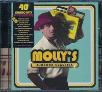 Molly's Jukebox Classics 2-disc CD NEW ABBA Mondo Rock Leo Sayer Kylie Dragon