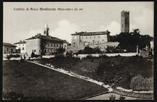 cartolina RINCO MONFERRATO castello di..