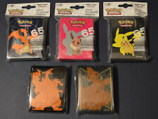 More details for pokemon tcg deck protector (sealed pack - 65 card sleeves) <choose> design/style