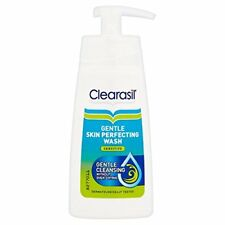 ** CLEARASIL DAILY CLEAR HYDRA BLAST SKIN PERFECTING WASH NEW ** 150ml SENSITIVE