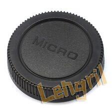 Lens Rear Cap Back Cap Cover for Micro Four Thirds M4/3 Camera