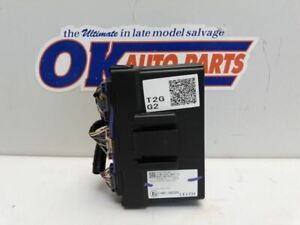 16 2016 HONDA ACCORD SMART POWER CONTROL MODULE  38320T2GA21