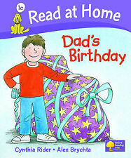 Read at Home: Level 1c: Dad's Birthday, Rider, Cynthia, Brychta, Alex, New Book