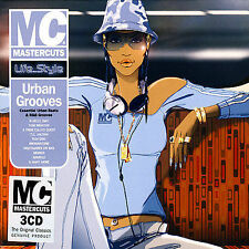 URBAN GROOVES (Master Cut) Various Artists 3CD