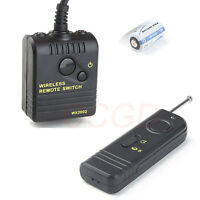 Wireless Remote shutter for Canon EOS 20D 30D 40D 50D 5D II 7D as RS-80N3