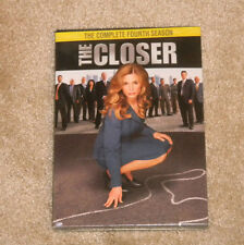 The Closer: The Complete Fourth Season DVD NEW SEALED