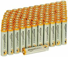 Lot Of 400 AmazonBasics Aaa 1.5 Volt Alkaline Battery Wholesale Resale 12/2028