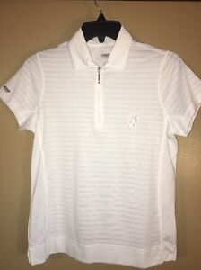 Izod FX Golf Women's Polo 1/4 Zip Shirt XS