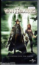 Van Helsing (2004)  VHS Universal Hugh Jackman Kate Beckinsale Stephen Sommers