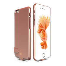Backup External Ultra Thin Charger Battery Power Cover Case For iPhone 7 6S Plus