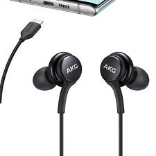 AKG Samsung Headset USB Type-C Für Samsung Galaxy A22 Kopfhörer Schwarz