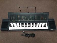 Vintage Yamaha PS-6100 Electronic Portable Synth Keyboard 61 Keys