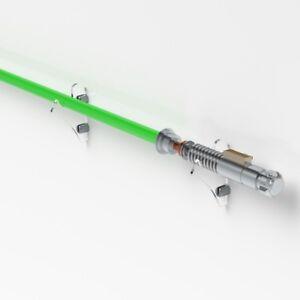Wall Mounted Lightsaber Wall Rack / Star Wars Force FX / Lightsaber Holder