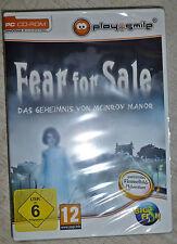 Fear for sale: il segreto di McInroy Manor (PC, 2013, DVD-BOX)