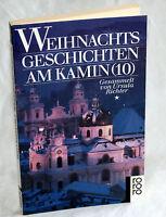WEIHNACHTSGESCHICHTEN AM KAMIN (10) - Gesammelt von Ursula Richter