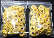50 pcs 18mm Flute pads Open hole Good material