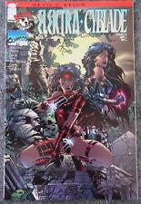 Elektra cyblade Image Comics David Finch cover