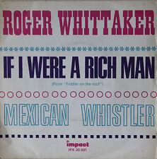 """Vinyle 45T Roger Whittaker  """"Mexican whistler"""""""