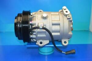 AC Compressor for 90-93 Chrysler Town&Country 90-92 Plymouth Grand Voyager 3.3L