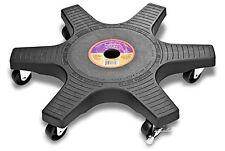 "Down Under Plant Caddy - UV Resistant Plastic, Durable Nylon & Steel Wheels, 20"""