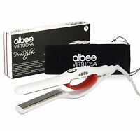 Albee Virtuosa Pro Styler Flat Iron Titanium Salon Straightener
